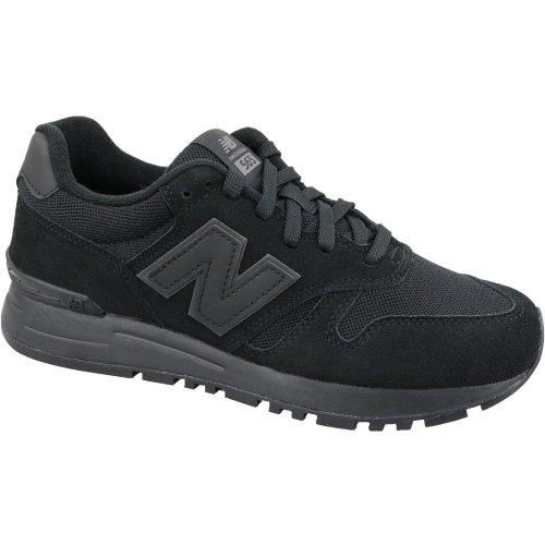 New Balance ML565DN Mens Black sneakers