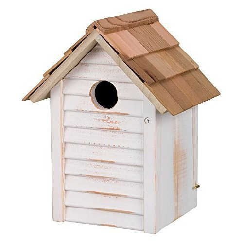 Nistkasten 55857dimensions: 18x 24x 15cm, Ø 3cm - Trixie Nesting Box Birds -  trixie nesting box birds new