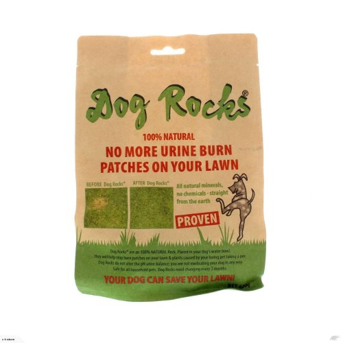 Dog Rocks Urine Patch Preventer - 600g | Dog Urine Lawn Burn Prevention