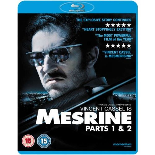 Mesrine - Part 1 and 2