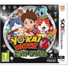 Yo-Kai Watch 2 Bony Spirits Nintendo 3DS Game