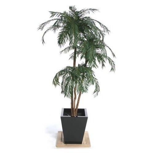 Artificial Cycas Palm Tree - 180cm, Green