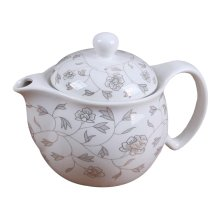 Loose Leaf Tea Pot with Stainless Steel Strainer