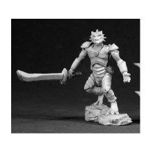 Reaper Dark Heaven Legends 03022 Bronze Half Dragon