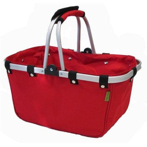Collapisble Basket - Rouge