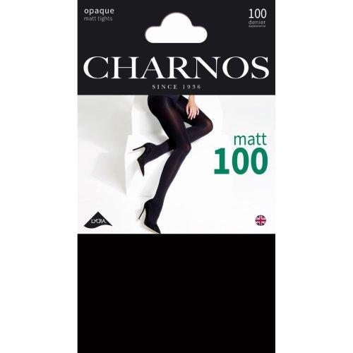 679018c1b Charnos 100 Denier Opaque Matt Tights on OnBuy