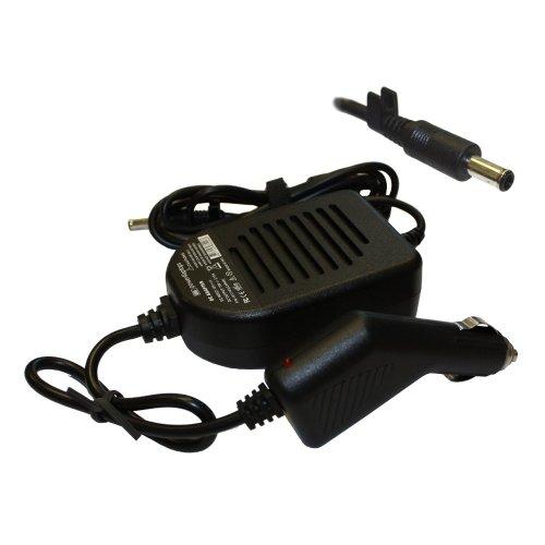 Samsung NP-R519-JS01UA Compatible Laptop Power DC Adapter Car Charger