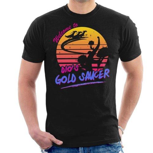 Dios Gold Saucer Men's T-Shirt