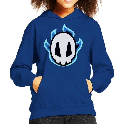 Bleach Skull Chibi Kid's Hooded Sweatshirt