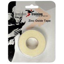 38mm x 10m Pt Zinc Oxide Tape - Precision Training Strapping -  tape zinc oxide precision training 38mm strapping