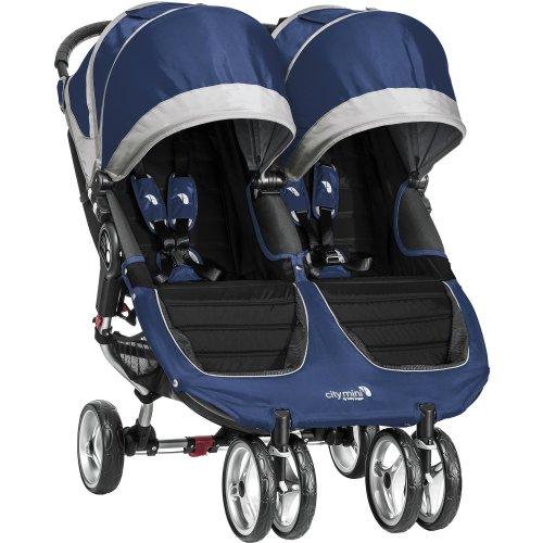 Baby Jogger City Mini Double Stroller - Cobalt