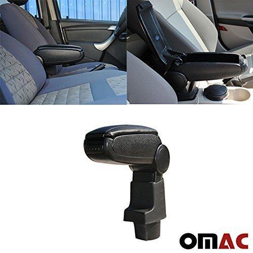 OMTEC 2020603 Armrest Box (Black)