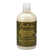 Shea Moisture Yucca & Plantain Anti-Breakage Strengthening Shampoo 13oz
