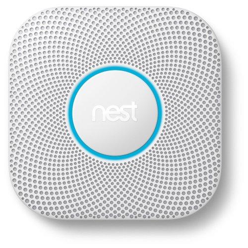 NEST 2nd Generation Smoke Alarm - Wired