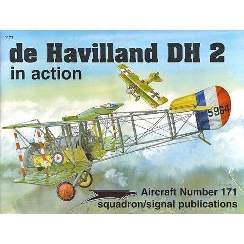de Havilland DH.2 in Action - Aircraft No. 171