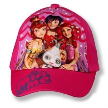 Mia & Me Baseball Cap - Dark Pink