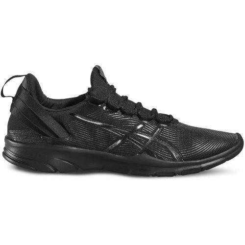 Asics Gel Fit Sana 2 S561N-9099 Womens Black fitness shoes