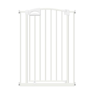 Callowesse Carusi Narrow Baby Gate Auto-Close 63-70cm - White