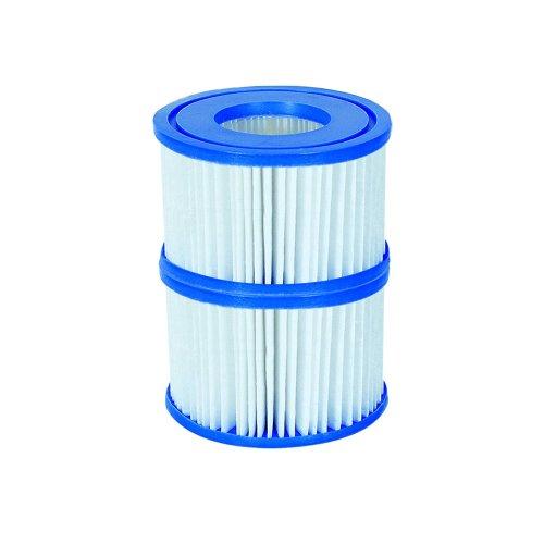 Filter Cartridge VI for Lay-Z-Spa Miami, Vegas, Monaco 48x Twin Pack