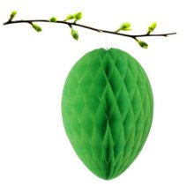 Easter Decoration Children's Party Decorations Easter Eggs Decorations[A]