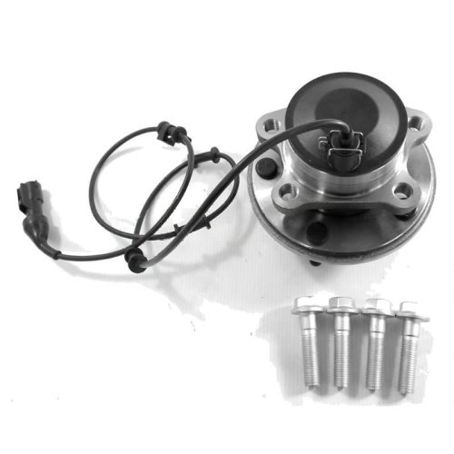 Jaguar S Type 1998-2008 Front Hub Wheel Bearing Kit Inc Abs Sensor