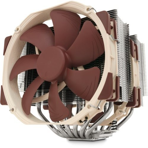 Noctua NH-D15 Dual Radiator Quiet CPU Cooler with two NH-A15 Fans NH-D15