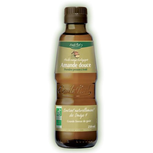 Emile Noel Organic Sweet Almond Oil 250ml