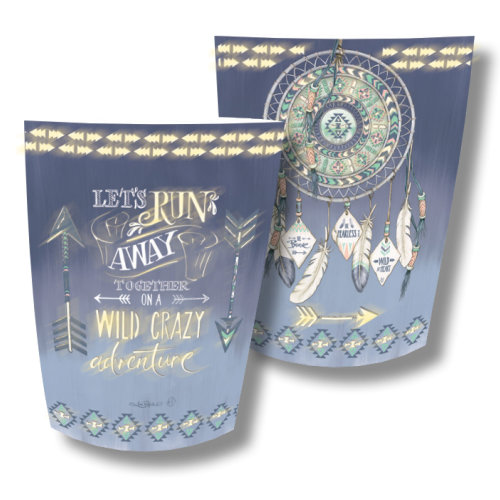 Paper Lantern - Wild Crazy Adventure
