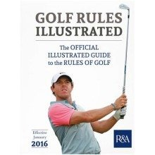 Golf Rules Illustrated 2016-2017
