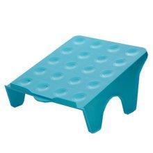 Colorful/Save Space/Storage/Organization Shoe Rack Set of Three,Blue
