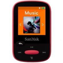 Sandisk Clip Sport 8GB MP3 8GB Black,Pink
