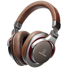 Audio-Technica ATH-MSR7 Gun Metal Headphones