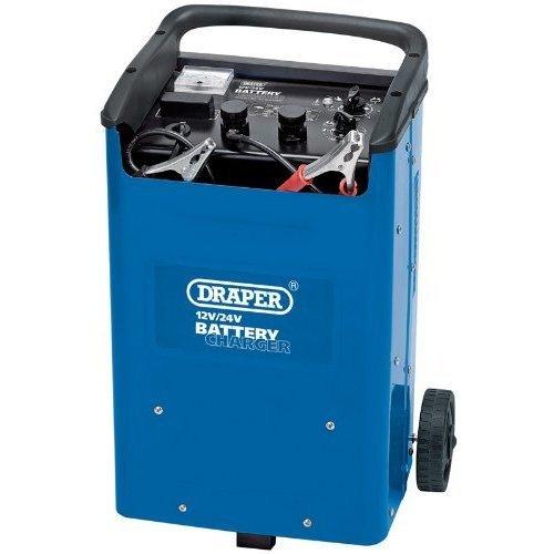 12/24v 360a Batt Chgr/starter - Draper Battery 1224v Startercharger 11967 -  draper 360a battery 1224v startercharger 11967