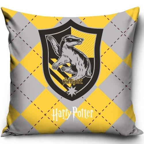 HARRY POTTER PillowCase 40cm x 40cm HUFFLEPUFF