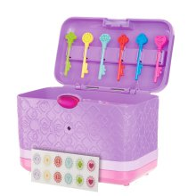 Mattel Password Journal Keepsake Box