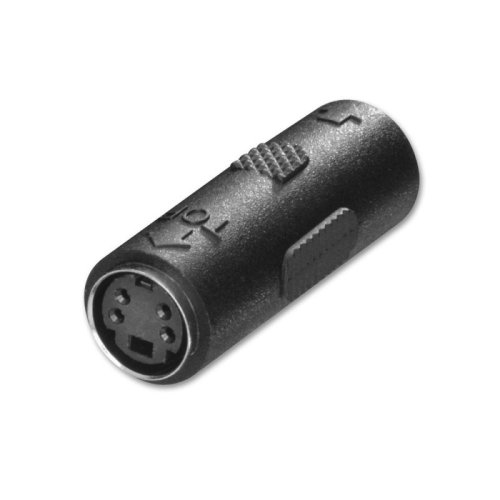 LINDY S-Video Female to Female Coupler