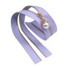 2 Pcs Nylon Coil Zippers Tailor Sewing Tools Garment Accessory 15.75 Inch [O]