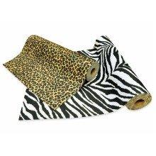 Pbx2470462 - Playbox - Felt in Roll (polyes Ter) 160g (zebra) - 0.45 X 5mt