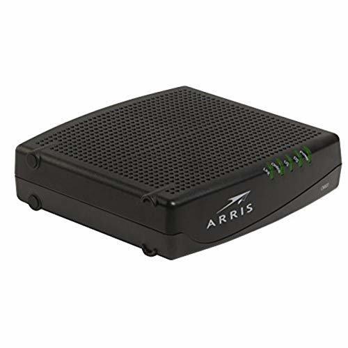 ARRIS CM820A Cable Modem DOCSIS 3 0 Latest Version 1 Step Activation
