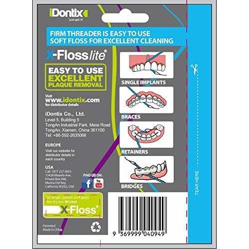 Idontix X-Floss Lite, Blue