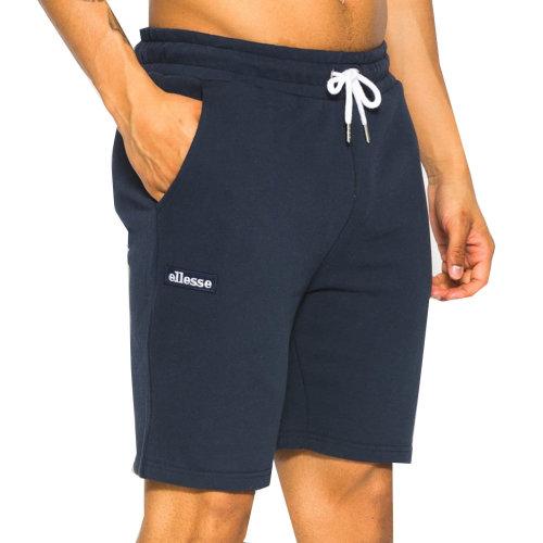 Ellesse Heritage Noli Mens Fashion Fleece Summer Short Navy Blue