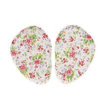 Two Pairs Comfortable Shoe Cushions Non-slip Pads Heel Insole-J