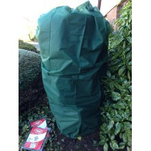 Warming Plant FROST PROTECTION Fleece Jacket Small Garden Cover 60x85cm 35gsm