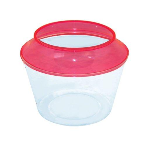 Gussie Goldfish Bowl Pink