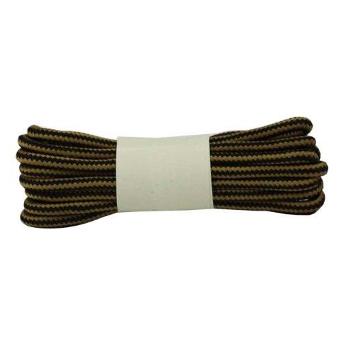 2 Pairs 120cm Round Shoelaces Boot Laces Hiking Shoes Shoelaces #19