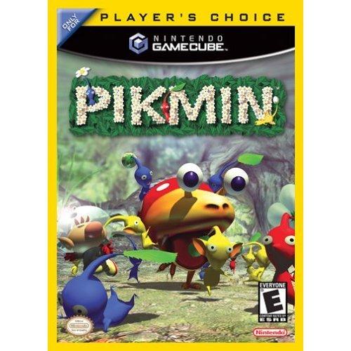 Gamecube - Pikmin (GameCube)