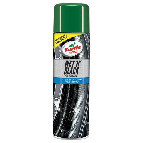 Turtle Wax Wet 'n' Black Aerosol