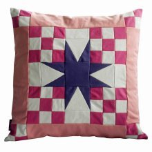 Patchwork Decorative Pillows Sofa/Bed Throw Pillows, Insert Included