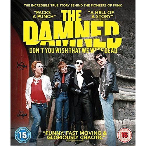 The Damned: Dont You Wish That We Were Dead [Blu-ray] [DVD]