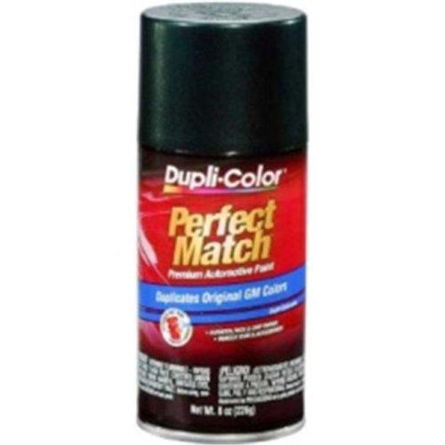 Krylon BGM0432 8 oz Perfect Match Premium Automotive Paint, Medium Green Metallic